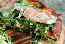 Pizza Pasta & the Like / Pizza, flatbread, pasta, noodles