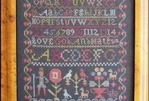 New Cross Stitch for November 2013 / by Stitch and Frog Cross Stitch