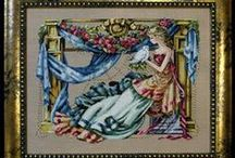 New Cross Stitch for December 2013 / by Stitch and Frog Cross Stitch