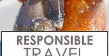 Responsible Travel / A range of article on responsible travel, and how we can make this world a better one by being conscious about the way we travel.