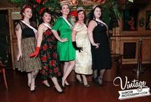 Miss Pin Up Australia Meet & Greet Perth 2014 / A gathering of WA pin ups,friends and sponsors.