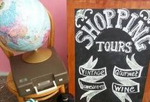 Vintage Shopping Tours / Come Shopping in the beautiful south west of Western Australia with Duchess Di Dee.