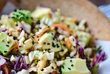 food | soups and salads
