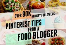 Social Media Tips for Food Bloggers / I love food bloggers, chefs, restaurants, wine makers, spirit distilleries, and any other business in the food industry.  So here are tips on Social Media Marketing, Social Media Tools, Instagram, Facebook, Twitter, Pinterest, LinkedIn, Google + to help you all out!