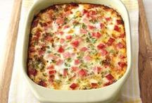 CASSEROLES / one dish meals