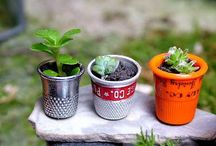 teeny tiny / I love miniatures.  / by Kristen Powers