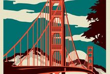 I LeFt mY ❤️ iN SaN FRaNsiSCo / s.f. ca. the place I was born / by Kristen Powers