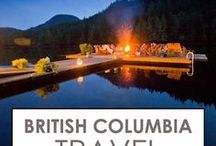 British Columbia Travel / Discover British Columbia, one of the most beautiful and wild provinces in Canada. Explore Vancouver, get lost in the Great Bear Rainforest, or go kayaking at Vancouver island.