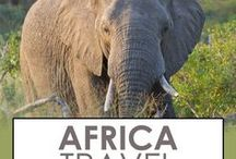 Africa Travel / Get transported to the magical continent. Africa. Discover its colorful markets, its vibrant cities, and explore the raw wilderness of Africa. Plan your self drive safari adventure, or find your dream safari lodge.