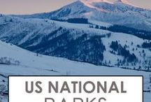 US National Parks / Visit the US National Parks through our selection of articles, guides, and photo essays.