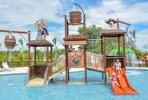 2016 Top Ten Fall Edition- Family Friendly All-Inclusive Resorts / As part of the TOP TEN Fall Edition, we've created the Top Ten Family Friendly All-Inclusive Resorts List. Created with Mom's and Dad's in mind, these Family Friendly All-Inclusive resorts provide a luxury experience you can share with the entire family. Plus, enjoy the simplicity of having all meals, drinks, daily activities and nightly entertainment included!