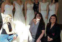 29 wedding show catwalk