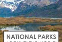 National Parks around the World