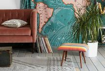 Maps & globes / by Zanny Delsas
