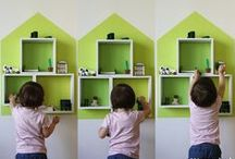 DIY doll houses (& dolls) / by Mammabook