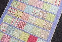 Quilting & Patchwork / Quilting & Patchwork... tutorials, patterns, reviews, ideas and inspiration - quilt blocks, finished quilts, quilting techniques, how to make a quilt - EPP, Foundation Paper Piecing - rag quilts, stash busting quilts