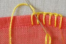 Embroidery / Embroidery... tutorials, patterns, reviews, inspiration