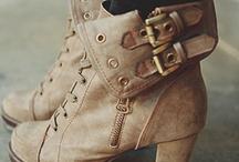 She wears high heels, I wear sneakers! / by Jessica Wray