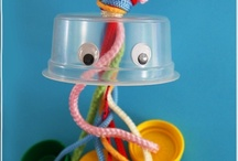 Recycled DIY toys