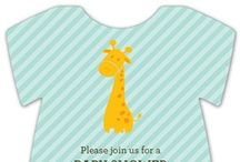 Oh, Baby: Baby Shower Ideas / A collection of Baby Shower ideas. / by Polka Dot Design