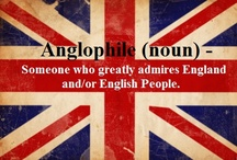 anglophile / by Nicole Gaines