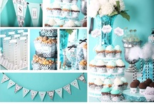 Doc Milo's Luxe Baby Shower Partyware / by Polka Dot Design