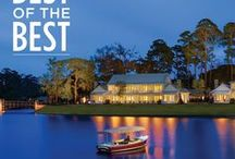 Virtuoso Best Of The Best / Virtuoso's annual compendium of preferred hotels, resorts, spas, and lodges, Best Of The Best provides the definitive word on the world's most exquisite stays.