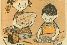 CHILDREN: art & co / by laugonati