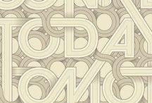 DESIGN: typography / by laugonati