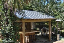Tiki Bar Ideas / Determined to get my tiki bar ... even if I have to build it myself! / by Sharon Conlon
