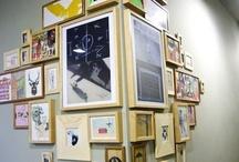 wall decor / by Janice Weinhold