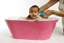 Kids bathtime style