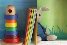 Kids home style: shelves & co / by Mammabook