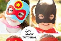 Fancy Dress Costumes & Dress Up Clothes for Kids / Costumes and pretend dress up clothes for kids... tutorials, ideas and inspiration to make clothes for the dress up box