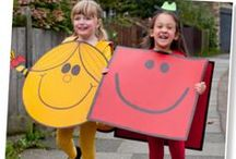 World Book Day Costume Ideas / If World Book Day costumes are your nemesis, we're here to help  / by Mumsnet