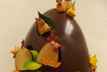 Extraordinary Easter eggs / Too beautiful to eat?