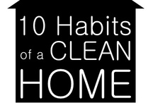 Cleaning Tips / by Jadyn Leigh