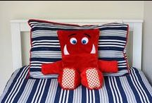 Softies, Dolls, Toys / Sewn toys for kids