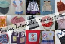 Blogs with Sewing Tutorials / Do you have a SEWING blog with a TUTORIALS page. Come and add it to the collection at 'Threading My Way'... http://www.threadingmyway.com/2013/06/threading-your-way-sewing-tutorials.html