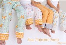 Sewing For Boys & Girls / A collection of free tutorials ~ pattern reviews ~ ideas and inspiration for clothing that can be worn by both boys and girls.