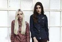 AW13 | Bellfield Womenswear / Comprising of a rich mix of traditional fairisle knits, oversized outerwear and warm handle shirts this season is set to impress any winter wardrobe. With a diverse range of footwear, outerwear and accessories we have catered to every occasion with an air of Nordic culture.