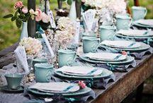 Tea Time & Girl Parties / by Esther Ochoa