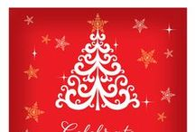 The Most Wonderful Time of the Year / Winter Party Invitation Ideas. Christmas Party Ideas, Christmas Card Ideas, Holiday Ideas, Holiday Party Ideas, Holiday Luncheons, Holiday Cocktail Parties. Celebrate the most wonderful time of the year with Polka Dot Design.