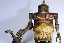 THEME: robots & co / by laugonati