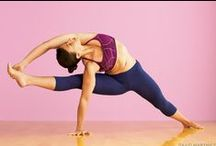 Yoga & Stretching / Find relevant video blogs at http://JenKnoedl.com