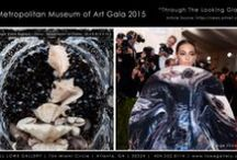 Fashion as Art and Art as Fashion / These pieces can hold their own in any gallery setting but they come alive when worn.