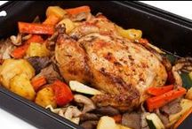 Sunday Roast / Lots of recipes for a tasty Sunday dinner / by Mumsnet