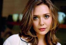 Elizabeth Olsen / 甘い顔