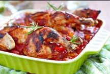 Chicken Dinners / Winner, winner, chicken dinner. Dinner recipes for chicken lovers.