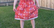 Girls' Skirts / A collection of free tutorials ~ pattern reviews ~ ideas and inspiration for girls' skirts
